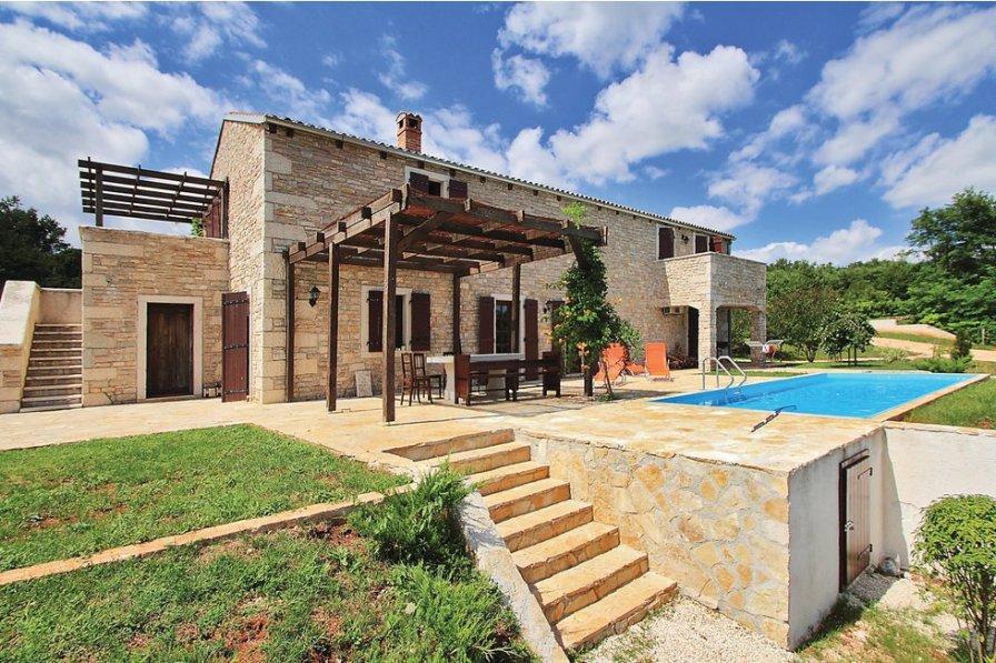 Villa in Croatia, Brajkovići