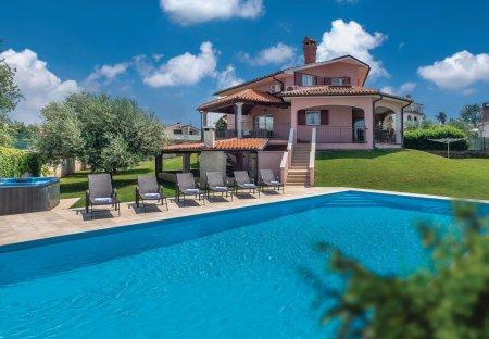Villa in Stranići kod Nove Vasi, Croatia