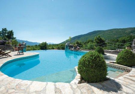 Villa in Grabovac, Croatia