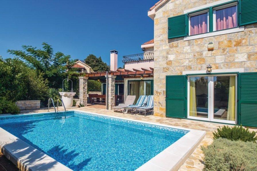 Villa in Croatia, Pražnica: OLYMPUS DIGITAL CAMERA