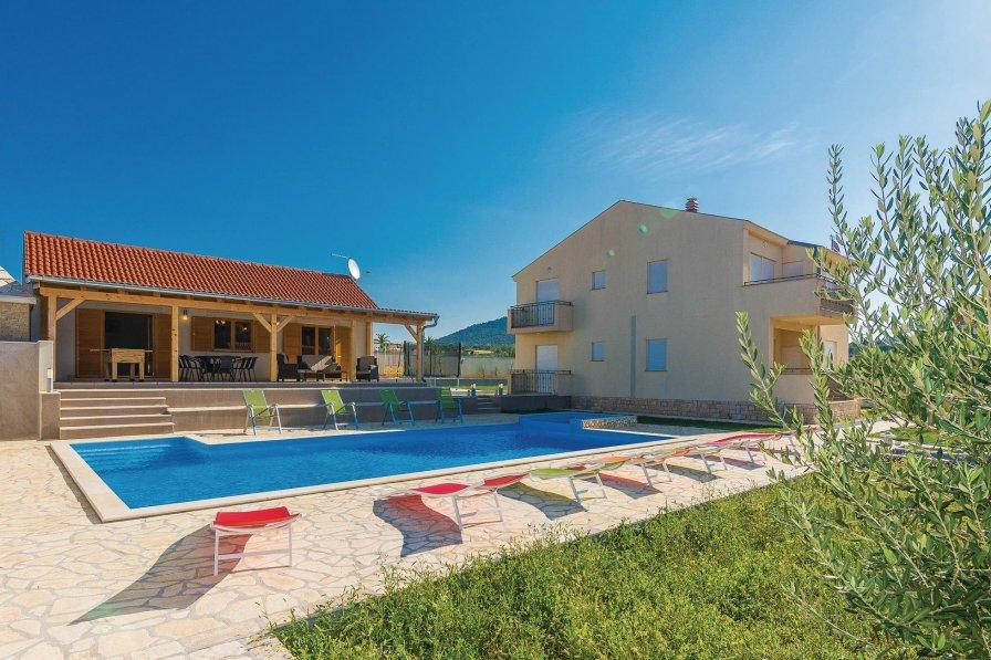 Villa in Croatia, Donja Jagodnja
