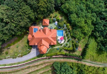 Villa in Švaljkovec, Croatia