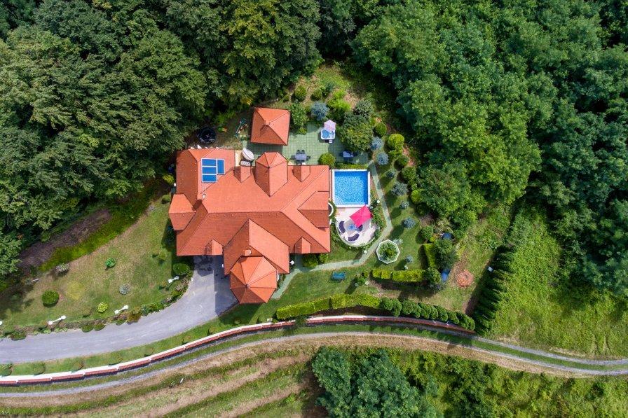Villa in Croatia, Švaljkovec