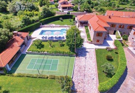 Villa in Vitaljina, Croatia