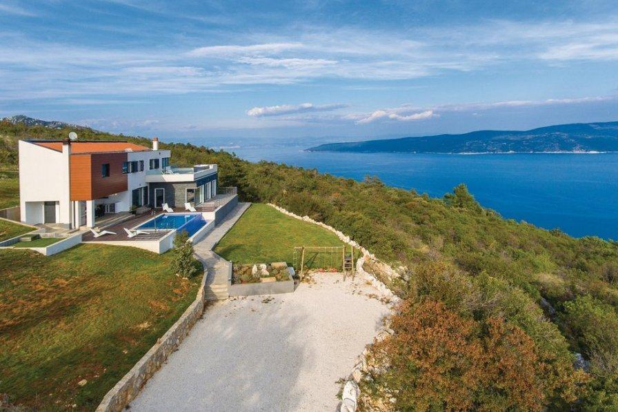 Villa in Croatia, Ripenda Kosi