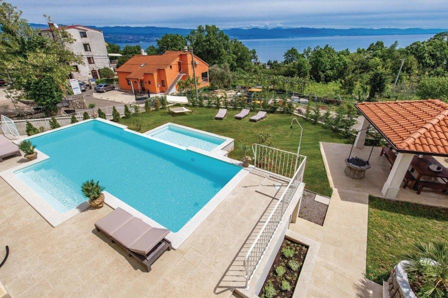 Villa in Croatia, Lovran