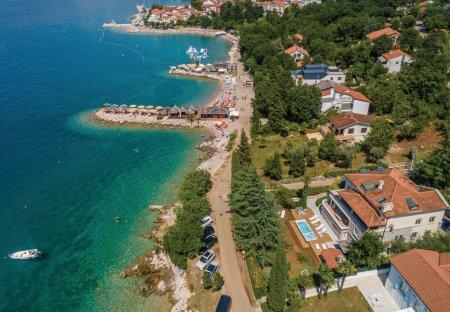 Villa in Njivice, Croatia