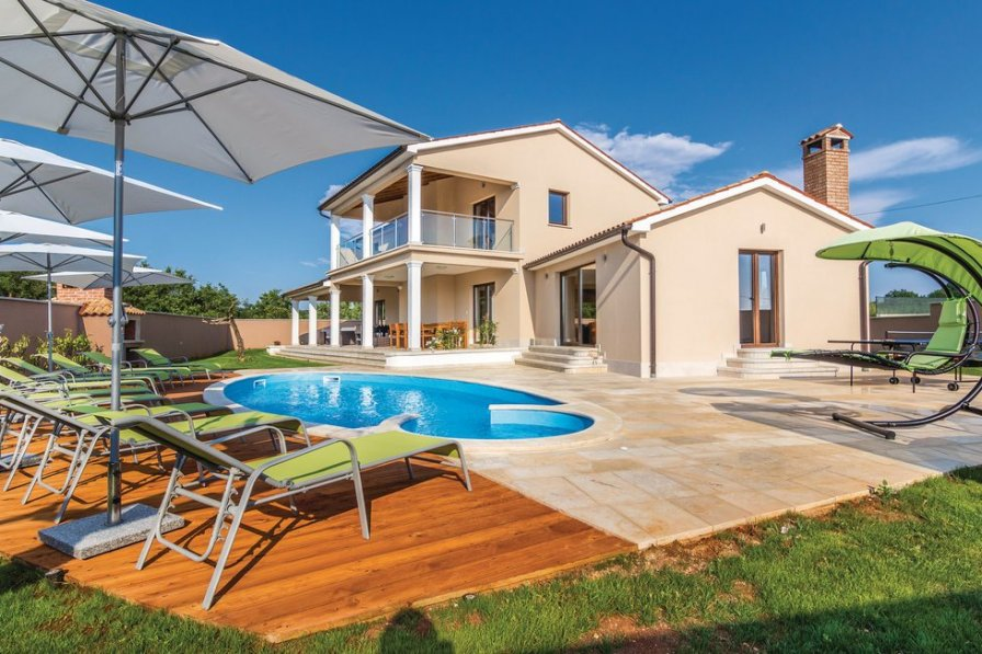 Villa in Croatia, Bibići