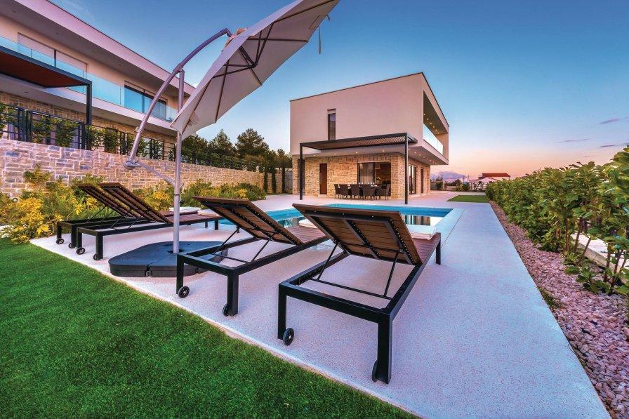 Villa in Croatia, Tribunj