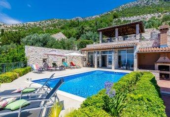 Villa in Croatia, Brsečine