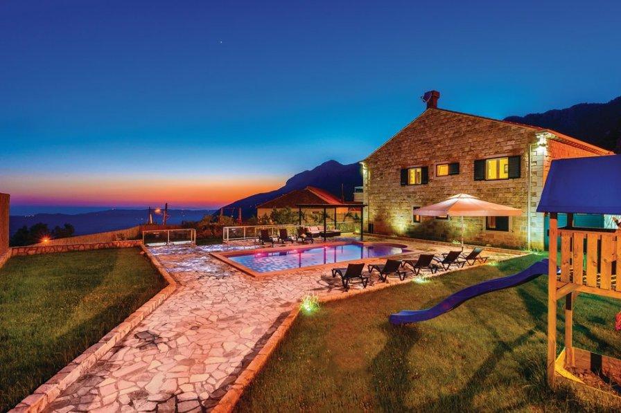Villa in Croatia, Dubravka