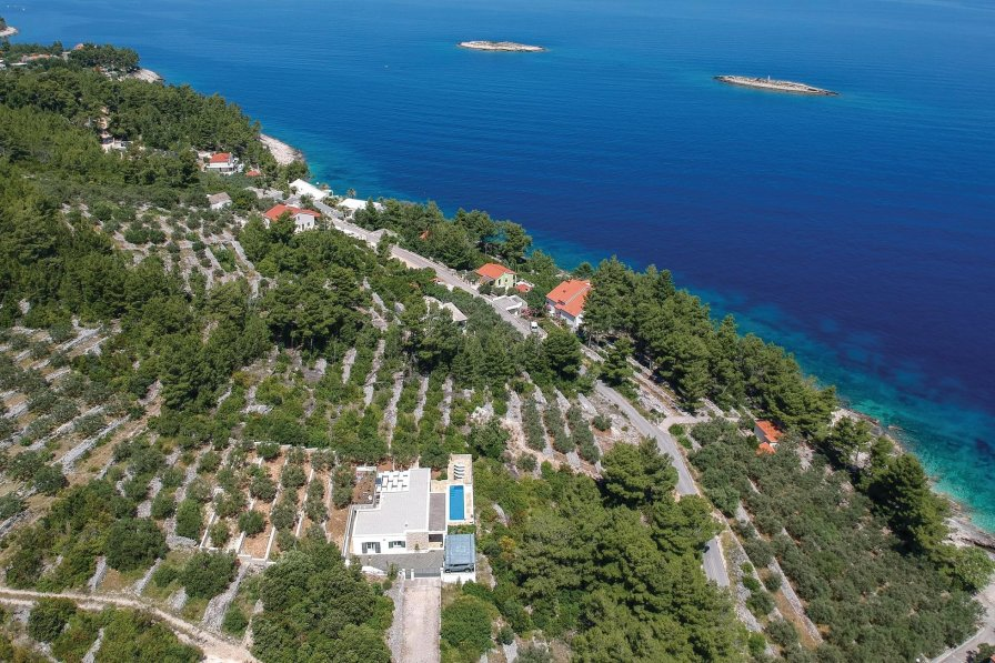 Villa in Croatia, Prigradica