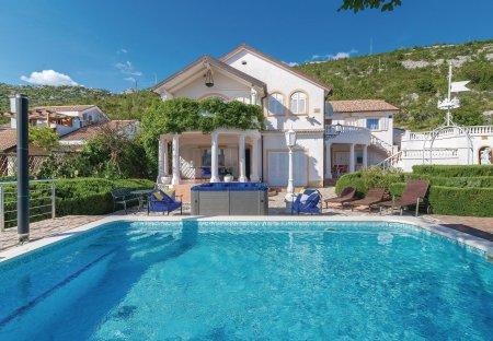 Villa in Seline, Croatia