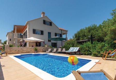 Villa in Lumbarda, Croatia