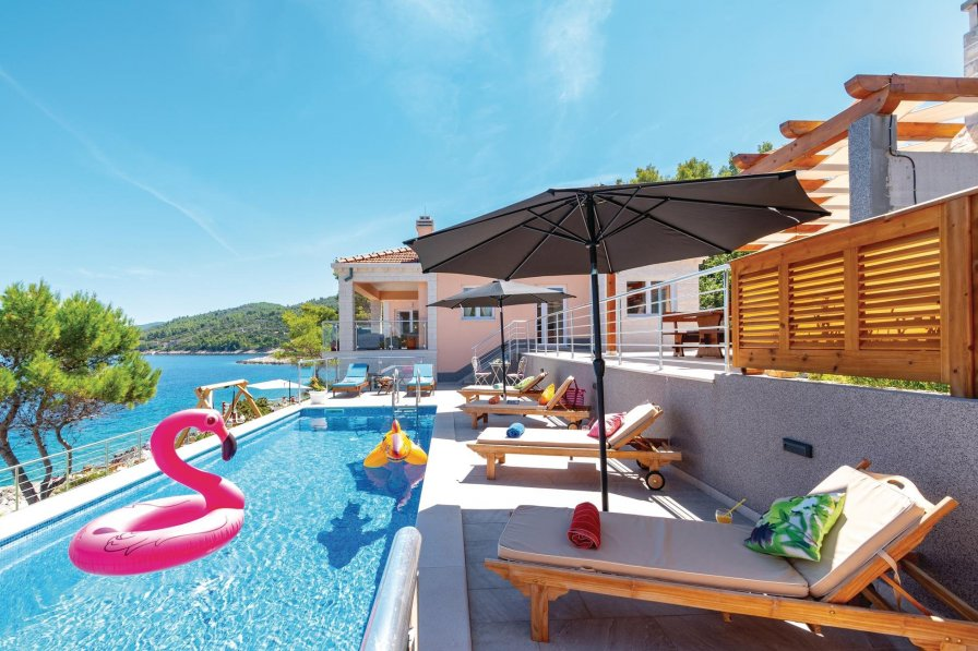 Villa in Croatia, Blato