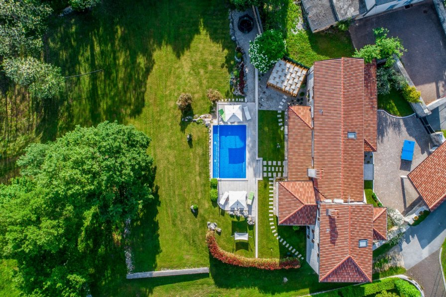 Villa in Croatia, Jakovici