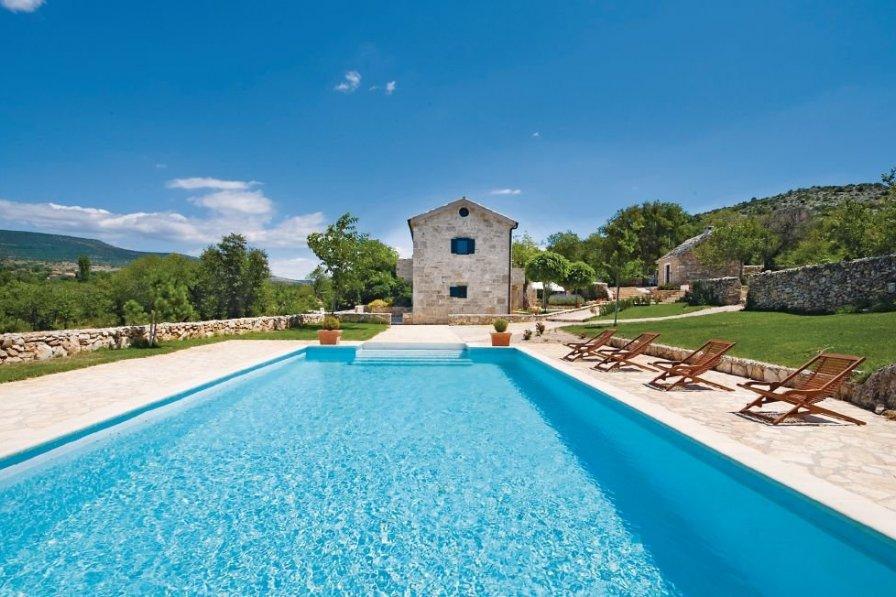 Villa in Croatia, Trbounje