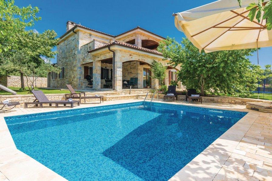 Villa in Croatia, Gorica