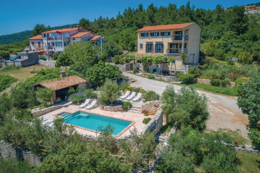 Villa in Croatia, Rabac