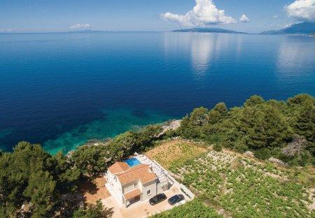 Villa in Potomje, Croatia