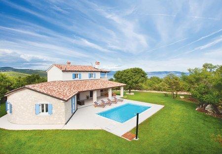Villa in Gondolići, Croatia