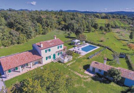Villa in Marići, Croatia