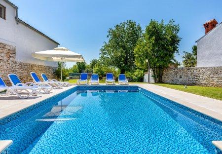 Villa in Bokordići, Croatia