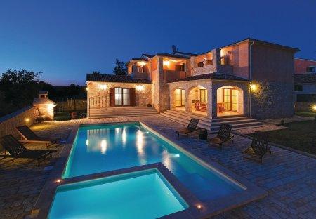 Villa in Gajana, Croatia