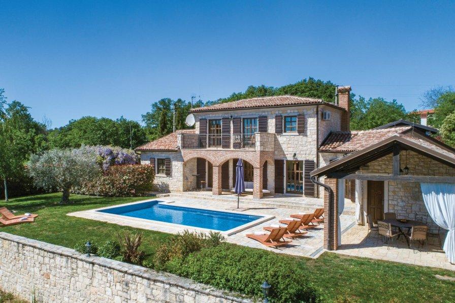 Villa in Croatia, Strpačići