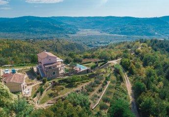 Villa in Croatia, Golubići