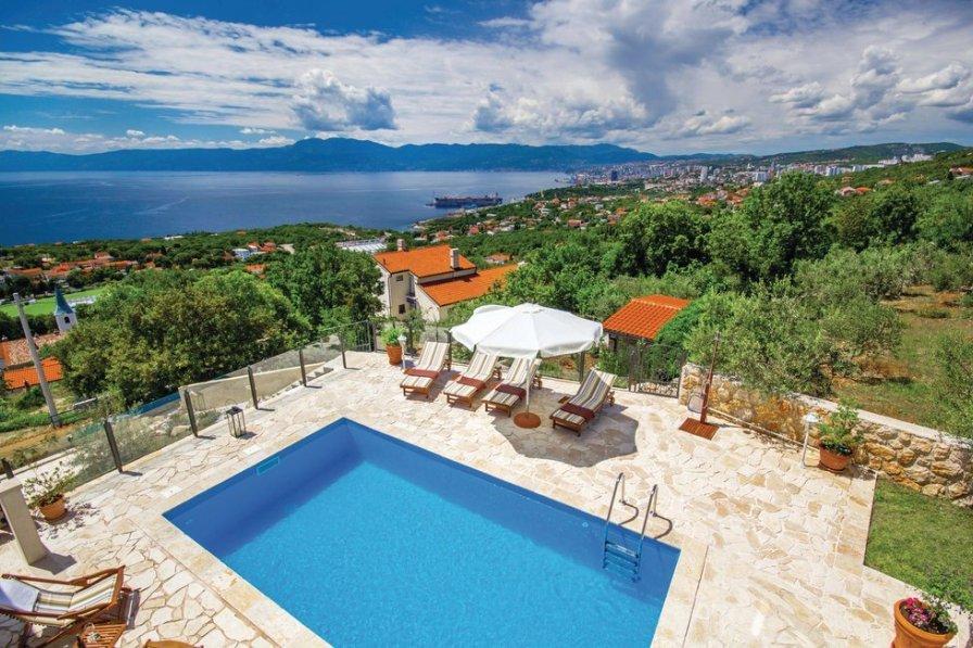 Villa in Croatia, Kostrena