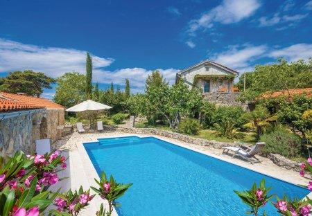 Villa in Bajčići, Croatia