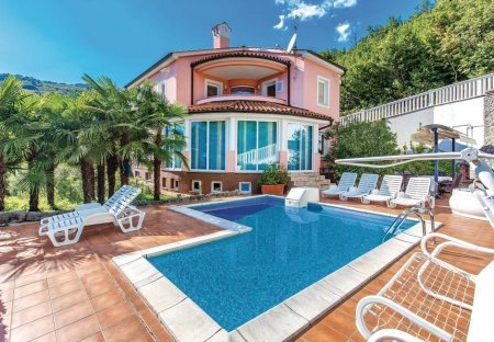 Villa in Opatija, Croatia