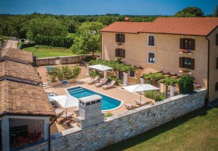 Villa in Jakovici, Croatia