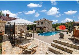 Villa in Močići, Croatia