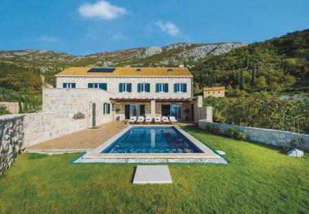 Villa in Dubravka, Croatia