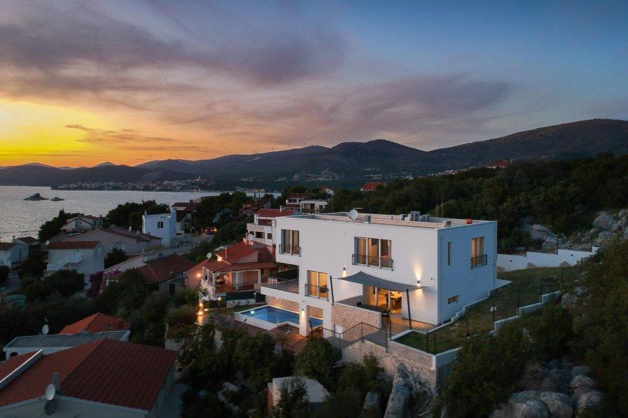 Villa in Croatia, Okrug Donji