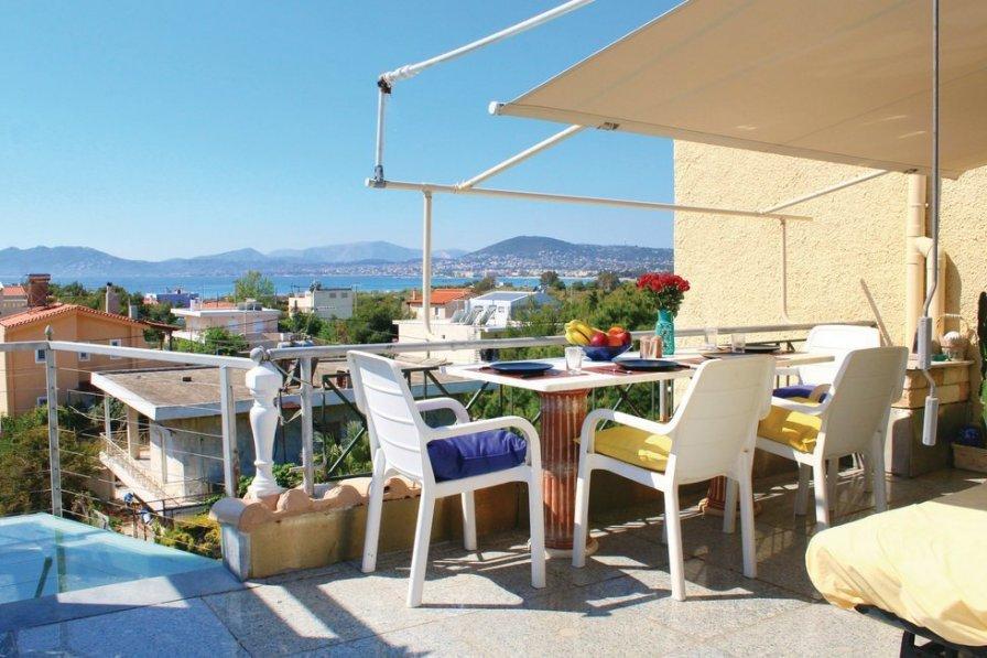 Athens City holiday apartment rental