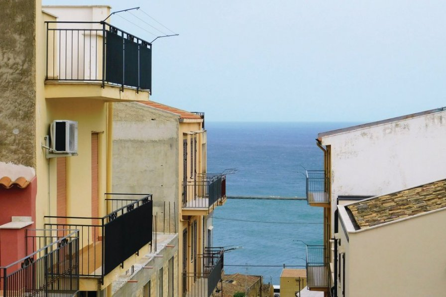 Apartment in Italy, Castellammare del Golfo: