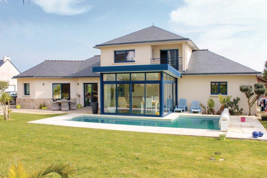 Villa in France, Kerlouan