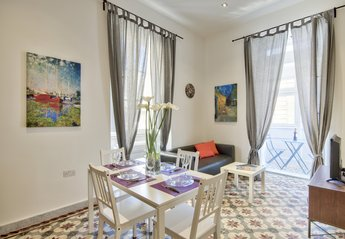 1 bedroom Apartment for rent in Valletta