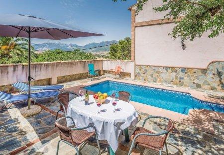 Villa in Montecorto, Spain