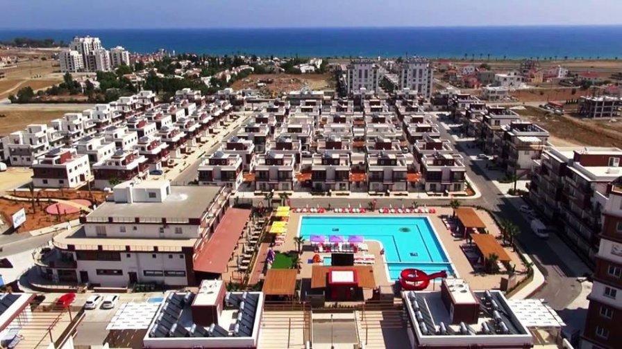Studio apartment in Cyprus, Yeni Iskele