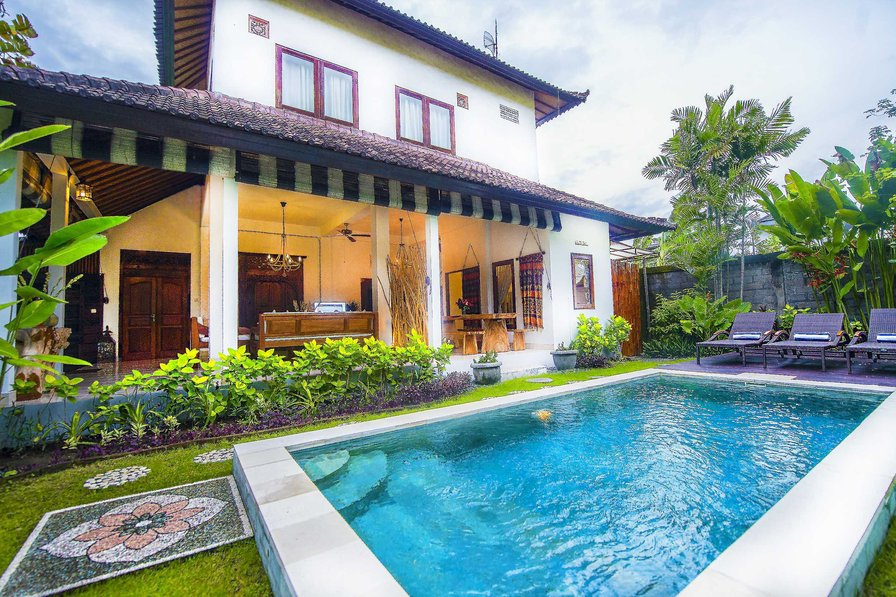 Harmony 3 Bedroom Pool Villa in the Centre of Seminyak, Bali
