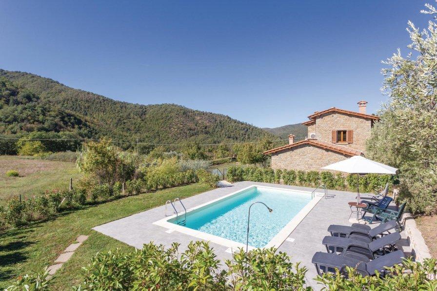 Villa in Italy, Cortona