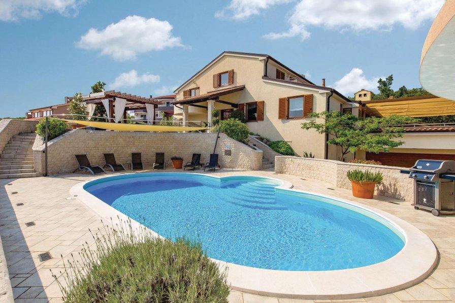 Villa in Croatia, Kosi