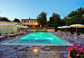 House in Italy, Montemaggiore al Metauro