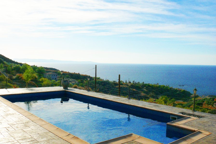 Owners abroad Pomos Panoramic 3-bed Luxury Villa in Paphos