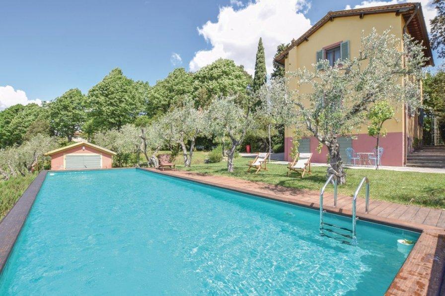Villa in Italy, San Miniato
