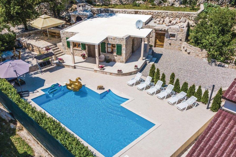Villa in Croatia, Krivodol